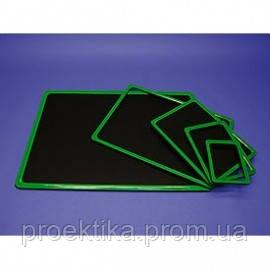 Зеленая рамка ф-та А4