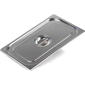 Крышка для гастроемкости GN 1/1 нержавеющая сталь FoREST