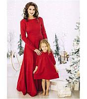Красное детское платье судьба