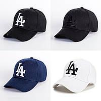 Кепка Бейсболка LA (Лос-Анджелес), Унисекс
