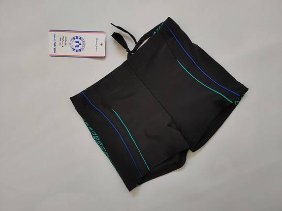 Шорты-плавки мужские SAME GAME 367 черный(В НАЛИЧИИ ТОЛЬКО  40 42 44   размеры), фото 2