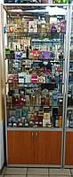 Оборудование торговое-шкафы для парфюмерии