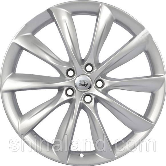 Диски WSP Italy Tesla W1402 Volta 10x22 5x120 ET35 dia64,1 (S) (кт)