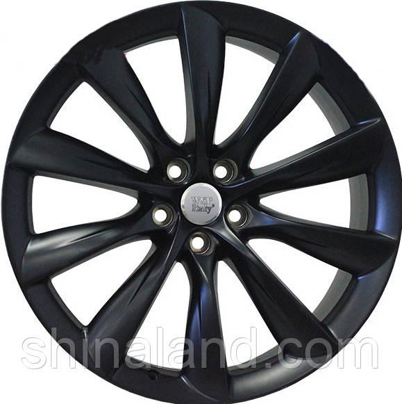 Диски WSP Italy Tesla W1402 Volta 10x22 5x120 ET35 dia64,1 (DB) (кт)
