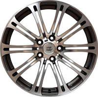 Диски WSP Italy BMW W670 M3 Luxor 8x17 5x120 ET47 dia72,6 (AP) (кт)