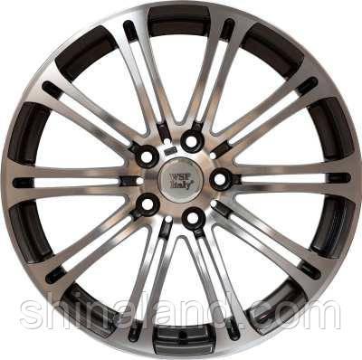 Диски WSP Italy BMW W670 M3 Luxor 8,5x20 5x120 ET29 dia72,6 (AP) (кт)