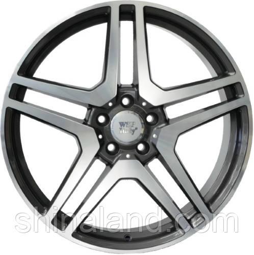 Диски WSP Italy Mercedes-Benz W759 AMG Vesuvio 8x17 5x112 ET47 dia66,6 (AP) (кт)