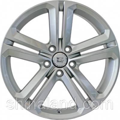 Диски WSP Italy Volkswagen W467 Xiamen 7x17 5x112 ET42 dia57,1 (S) (кт)