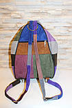 Рюкзак женский цветной натуральный нубук код 22-73, фото 2