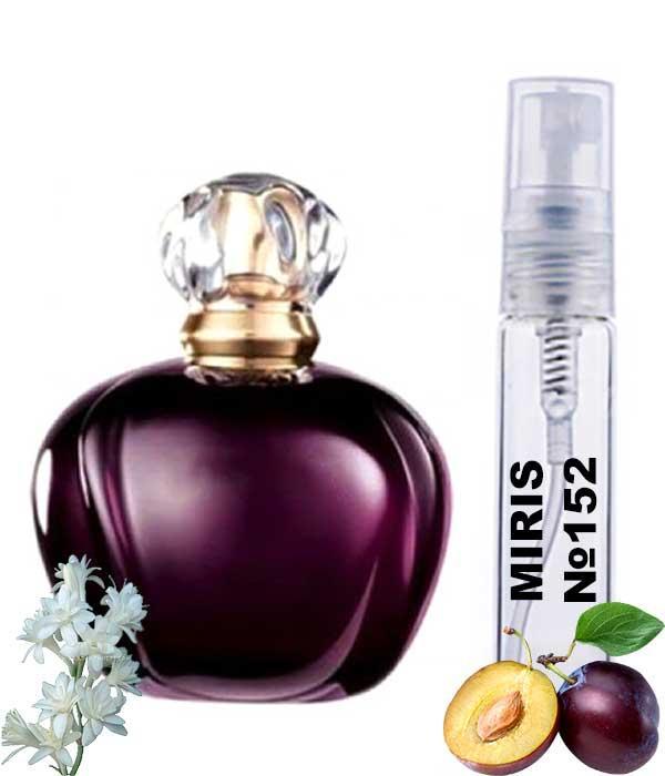 Пробник Духов MIRIS №152 (аромат похож на Christian Dior Poison) Женский 3 ml