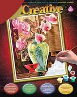 Орхидея картина по номераим