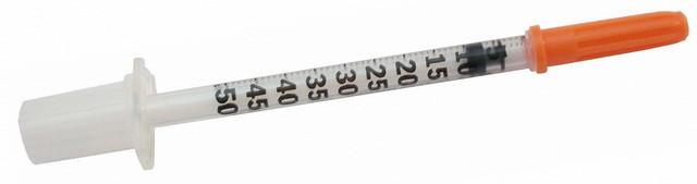 Шприц для инсулина bd micro fine plus 0,50 мм (30G) x8 мм