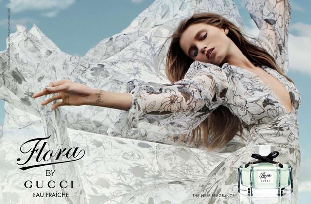 Жіноча туалетна вода Gucci By Gucci Flora Fresh