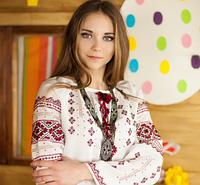 Вышиванка женская модная, фото 1