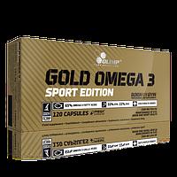 Комплекс незамінних жирних кислот Olimp Labs Gold Omega Sport Edition (120 кап)
