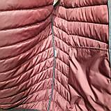 Чоловічий жилет, безрукавка весняно/осіння Зе норд фейс на тонкому синтепоні, фото 8