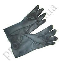 Перчатки резиновые БЛ-1М КЩС 50%