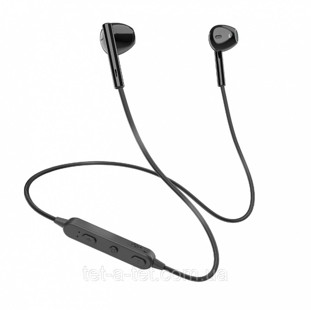 Бездротові Bluetooth-навушники FLORENCE FL-0150-K Black