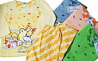 Пижама с начесом для девочек 134/ 164 см