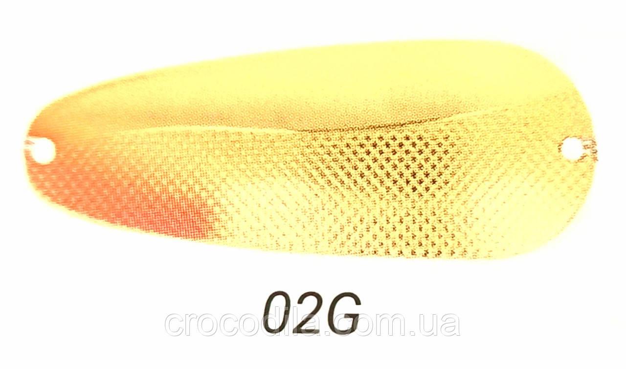 Блесна колебюлющаяся Golden Catch Arcane 17 гр 02G