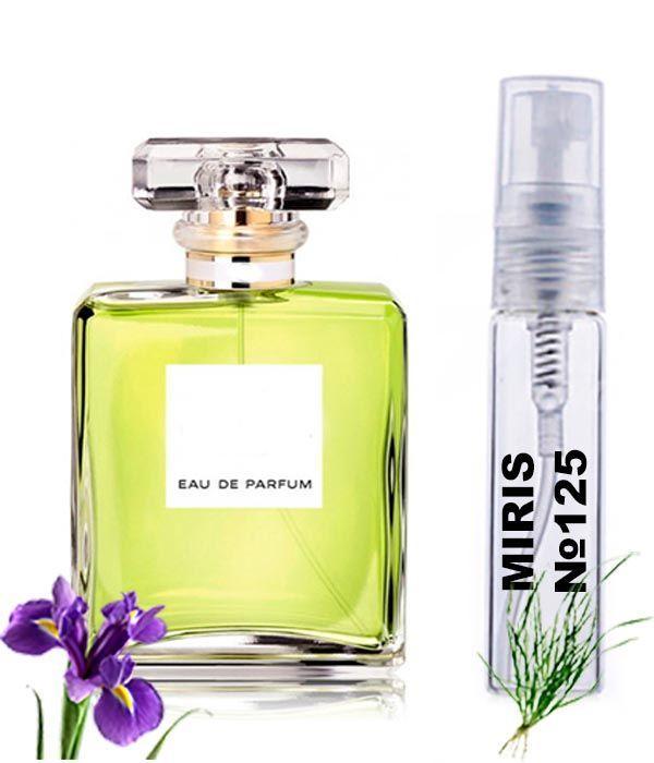 Пробник Духів MIRIS №125 (аромат схожий на Chanel №19) Жіночий 3 ml