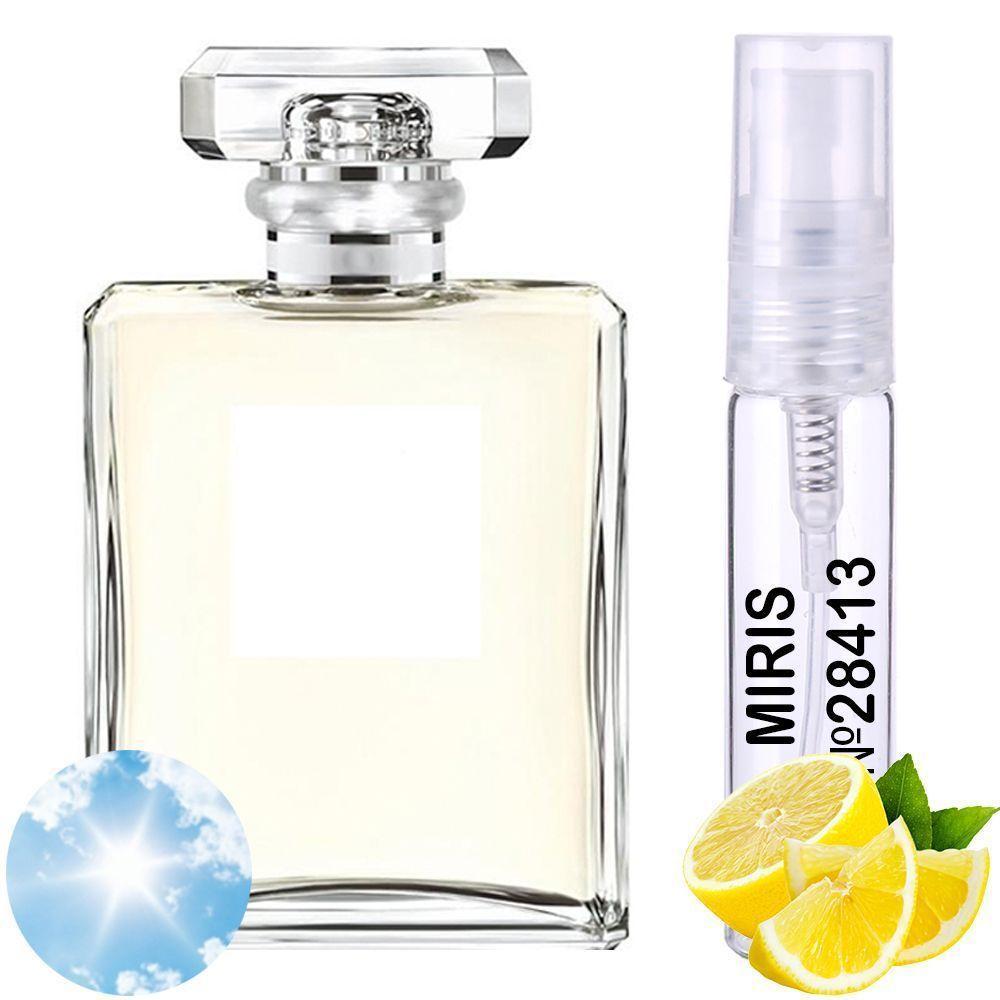 Пробник Духів MIRIS №28413 (аромат схожий на Chanel Chanel №5 L'eau) Жіночий 3 ml