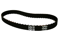 Ремень зубчатый 124XL-10