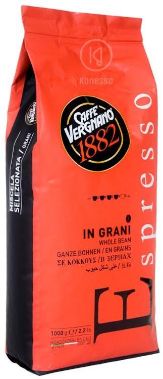 Кава в зернах Caffe Vergnano Espresso 1 кг