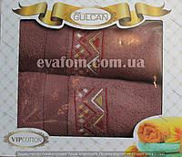 "Полотенца махровые 2- ка "" Gulcan"", фото 1"