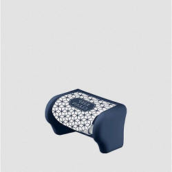 Пластиковий тримач для туалетного паперу Elif Keep 386