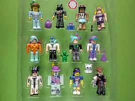 Игровой набор Роблокс 12 персонажей с питомцами оружием аксессуарами Р 19300
