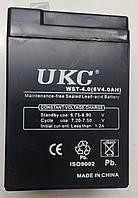 Аккумулятор для весов UKC RB640 6V 4A