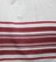 """Декоративная ткань с украинским орнаментом рушниковая """"Дывограй"""""""