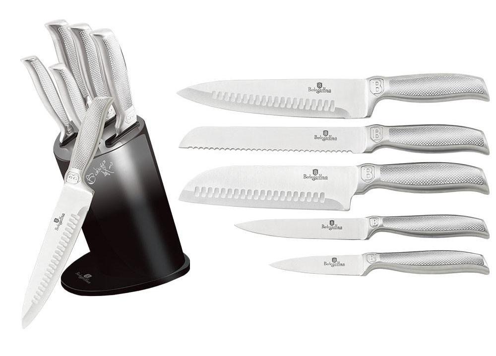 Набір кухонних ножів Berlinger Haus 6шт