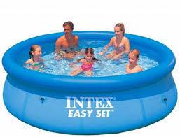 Семейные (наливные) бассейны INTEX, BESTWAY