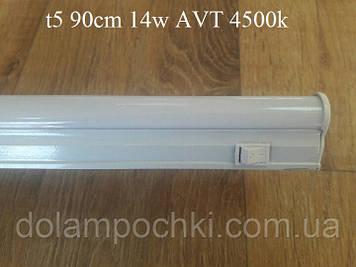 Светильник мебельный T5  AVT 4500k 14