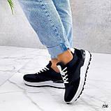 Жіночі кросівки на масивній підошві білі чорні сірі, фото 3