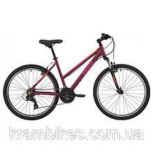 """Велосипед Pride - Stella 6.1 (2021) (26""""-M) Вишня/Розовый"""