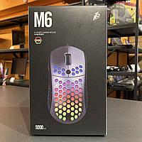 Миша 1stPlayer M6 RGB, фото 1