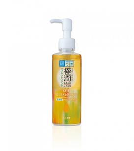 Hada Labo Gokujyun Cleansing Oil Гідрофільні масло з гіалуронової кислотою 200ml