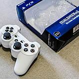 Джойстик контролер геймпад для Sony PlayStation DualShock 3 Бездротовий ps3 bluetooth пс3 білий ( Репліка ), фото 2