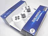 Джойстик контролер геймпад для Sony PlayStation DualShock 3 Бездротовий ps3 bluetooth пс3 білий ( Репліка ), фото 5