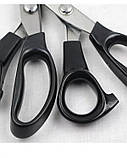 Ножницы фигурные волна  7мм, фото 3