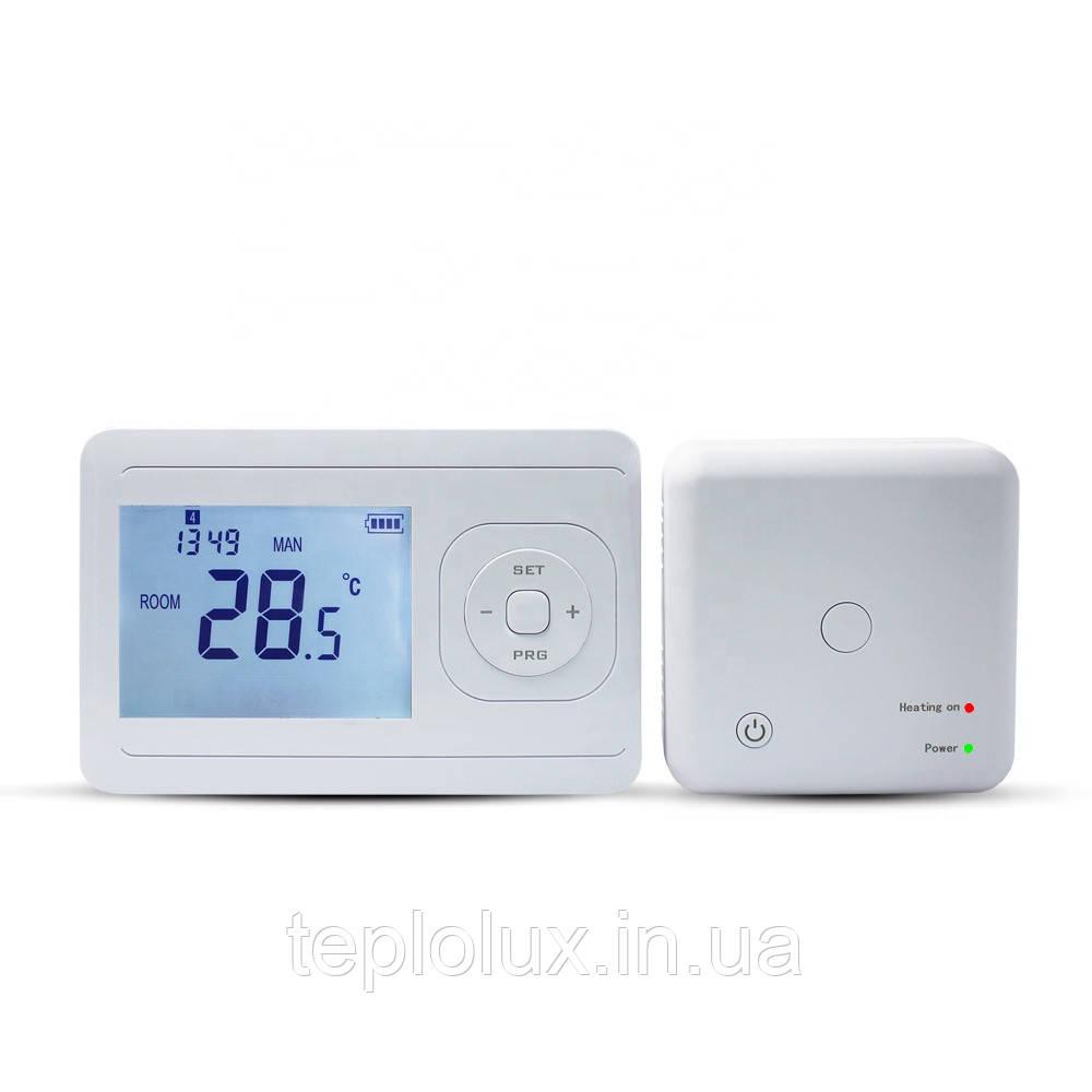 WiFi терморегулятор для котлов (газовых и електрических) Verol VT-3515WLS