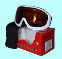 Очки-маска X-Road Electric №770-1, белая