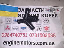 Трубка тройник интеркуллера Infiniti Q60 Q50 VR30 2016-2020 215115CA5A