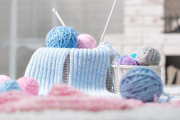 Пряжа,нитки,аксессуары для вязания