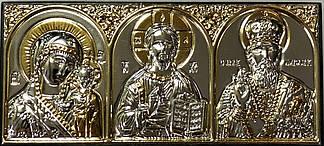 Тройник в авто(Казанская, Спаситель и Николай)
