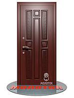 Двері вхідні в квартиру (Грація 65)