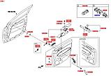 Кнопки стеклоподъемника передние левые киа Спортейдж 4, KIA Sportage 2016-20 Qle, 93571f1000, фото 5